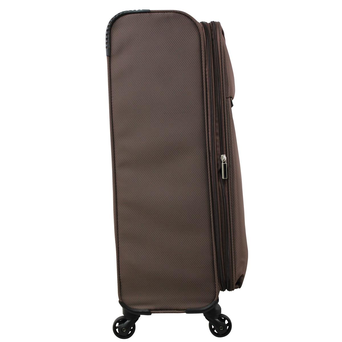 Pack de 3 valises souples bagages pas cher for Pack chambre de culture pas cher