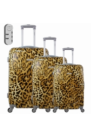 COLLECTION : LEOPARD PACK DE 3 VALISES (70+60+50CM) Gigognes