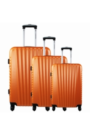 Avec le pack de 3 valises Luke , vous serez équipé pour