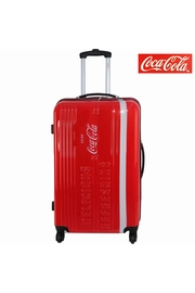 Descriptif : VALISE COCA-COLA® 75CM POLYCARBONATE  Grande