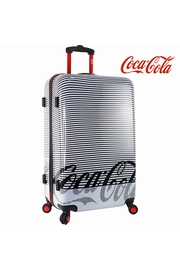 VALISE COCA-COLA® 75CM ABS + POLYCARBONATE  Grand trolley 8