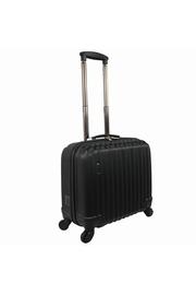 Mini valise 100% cabine Matière : ABS cette valise rigide