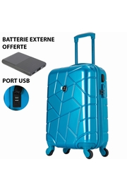 Design Highway LIMITED EDITION VALISE CABINE 55CM PORT USB