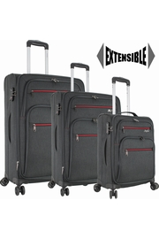 New Collection PACK DE 3 VALISES EXTENSIBLE 8 roues 360° ,