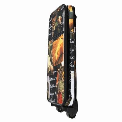Collection : UP Valise à roulettes pliable 46 cm Matière :