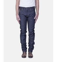 Jeans coupe Ajustée Tight Tapered 0305-C. - 14.7 oz. Denim
