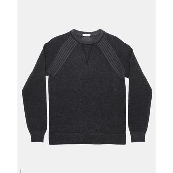 Sweatshirt, Paolo Pecora - 100% Coton - Raglan - Sweatshirt
