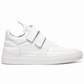 Low Top, Filling Pieces - 100% Cuir - Cuir pleine fleur -