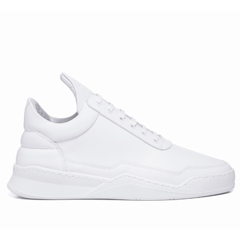 Sneakers Low Top, Filling Pieces - 100 % Cuir pleine fleur -