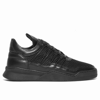 Sneaker Low-Top Cane Ghost - Empeigne en mesh et cuir