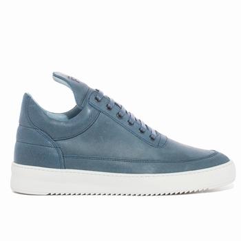 Sneaker Low-Top basse - 100% cuir - Intérieur en cuir lissé