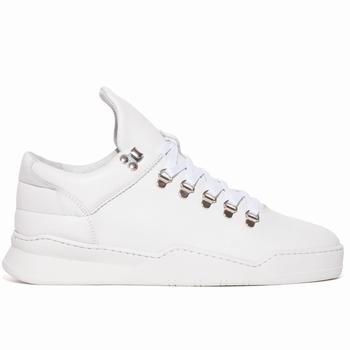 Sneaker Mountain Cut basse - 100% cuir premium - Intérieur