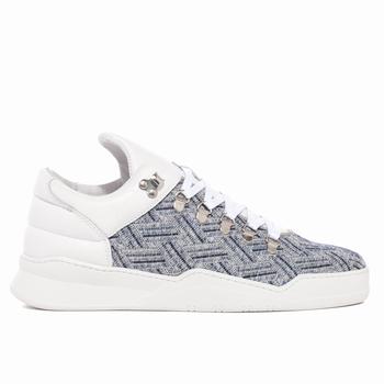Sneaker Mountain Cut basse à tissu jacquard - Empeigne en