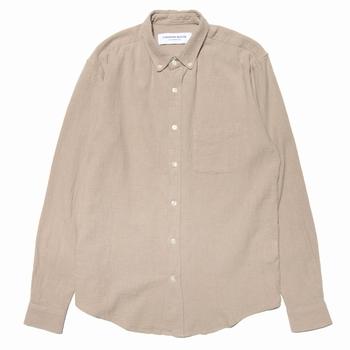 Chemise, L'Homme Rouge - 100% Lin - Léger - Fermeture bouton
