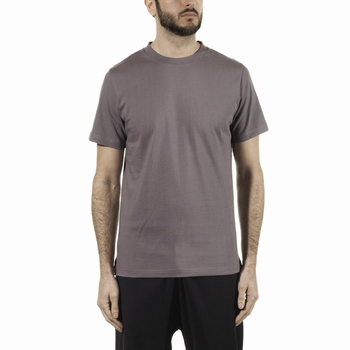T-Shirt, L'Homme Rouge - Col rond - Manches courtes - 100%