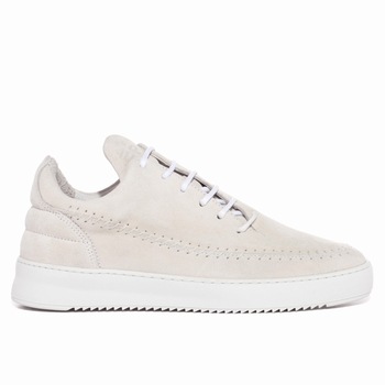 Sneaker Apache basse - 100% cuir suédé premium - Intérieur
