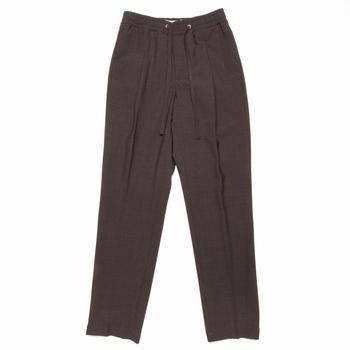 Pantalon, Barena - Elastique ceinture - 53% Polyester, 43%