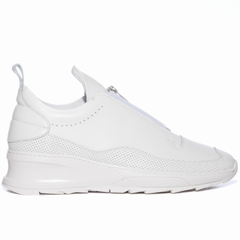 Sneakers, Filling Pieces - Runner - 100% cuir - Doublure