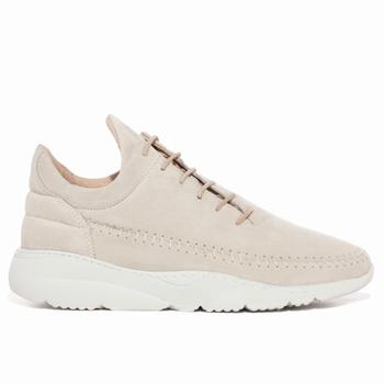 Sneaker Apache basse - 100% cuir suédé premium - Doublure