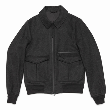 Veste, Uniforms for the Dedicated - Blouson zippé - Pilot