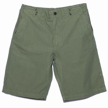 Shorts, Maharishi - 100% Coton Organique - Twill - Braguette