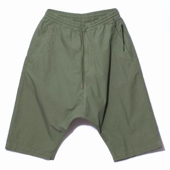 Shorts, Maharishi - 100% Coton Italien - Popeline - Surteint
