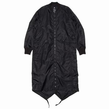Veste, Maharishi - Bomber long - 4 poches - Fermeture zip -