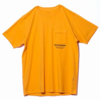 Tee Shirt, Maharishi - Col Rond - 100% coton - Coton