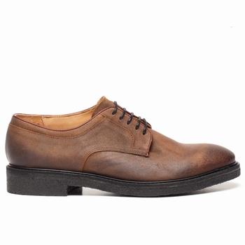 Chaussures, Hope - Derbies - 100% Cuir - Usé - Semelle