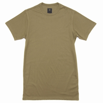 Tee-Shirt, Maharishi - Col rond - Manches courtes - 100%