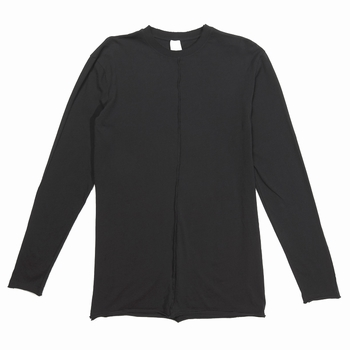 Tee Shirt, Damir Doma - Col rond - Manches longues - 100%