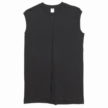 Tee Shirt, Damir Doma - Col rond - Sans manches -