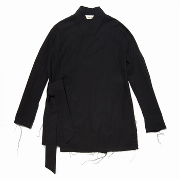 Kimono, Damir Doma - 100%% Coton - Popeline - Bords-Francs