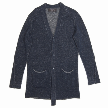 Maille, Transit Uomo - Cardigan long - Manches longues -