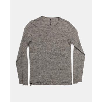 Tee-Shirt, Transit Uomo - Manches longues - Mélange coton et