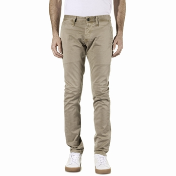 Pantalon, Denham the Jeanmaker - Chino - Left Hand Stretch -