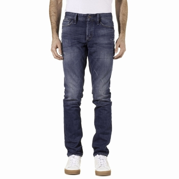 Jeans, Denham the Jeanmaker - Denim délavé 12 oz - 100%