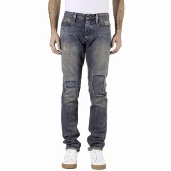 Jeans, Denham the Jeanmaker - Denim délavé - 100% Coton -