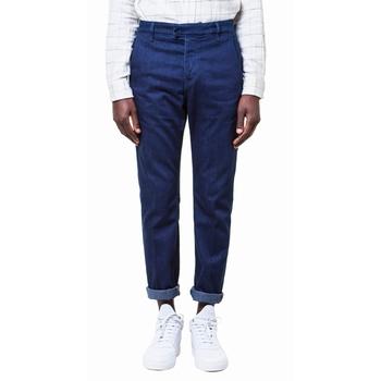 Pantalon, Haikure - Denim rincé - Poches biais à l'avant -