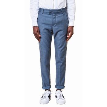 Pantalon, Haikure - Poches biais à l'avant - Fermeture