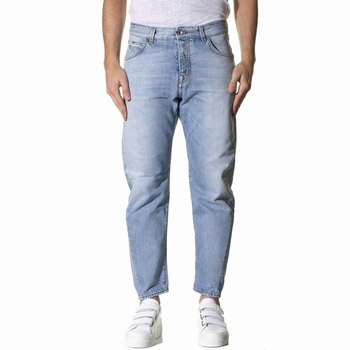 Jeans, Haikure - Organic denim - Usé - 5 poches - Court à a
