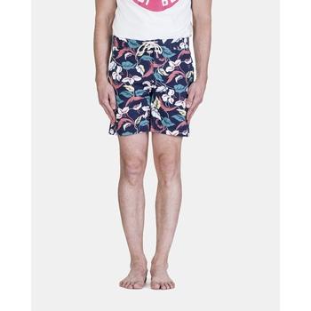 Shorts de bain, M.Nii - Tissu imprimé floral - 100% coton -