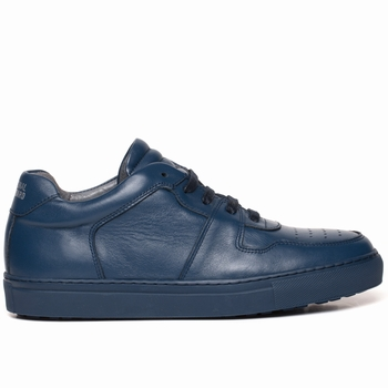 Sneakers, National Standard  - 100% Cuir - Semelle