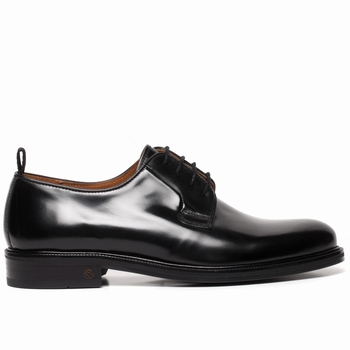 Derbies, National Standard  - 100% Cuir - Cuir vernis -