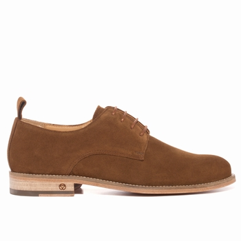 Derbies, National Standard  - 100% Cuir - Cuir Suede -