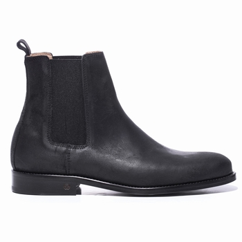 Bottines, National Standard - Chelsea Boots - 100% Cuir -