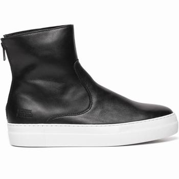 Sneakers, National Standard  - 100% Cuir - Pleine fleur -