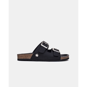 Sandales, Leather Crown - Semelle Birkenstock® - Mélange
