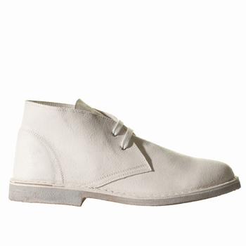 Chukka Boots, MD75 - 100% Cuir - Craquelé et usé - Semelle