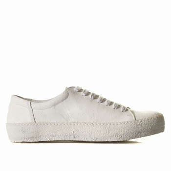 Sneakers, MD75 - 100% Cuir - Craquelé et usé - Semelle en
